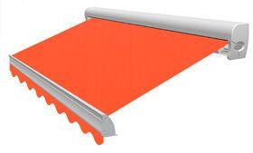 Effen XL T340 Oranje Zonneschermdoek