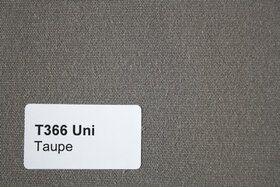 Effen T366 Taupe Zonneschermdoek