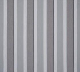 Gestreept D312 Hardelot Grey Zonneschermdoek