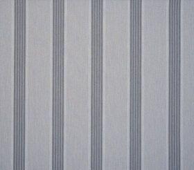 Gestreept D309 Manosque Grey Zonneschermdoek